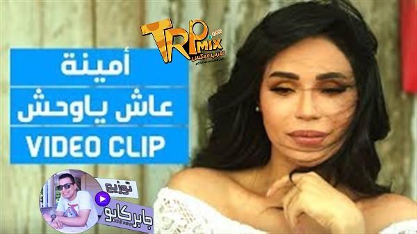اغنية عاش يا وحش امينه - توزيع درمز العالمى جابر كابو 2019