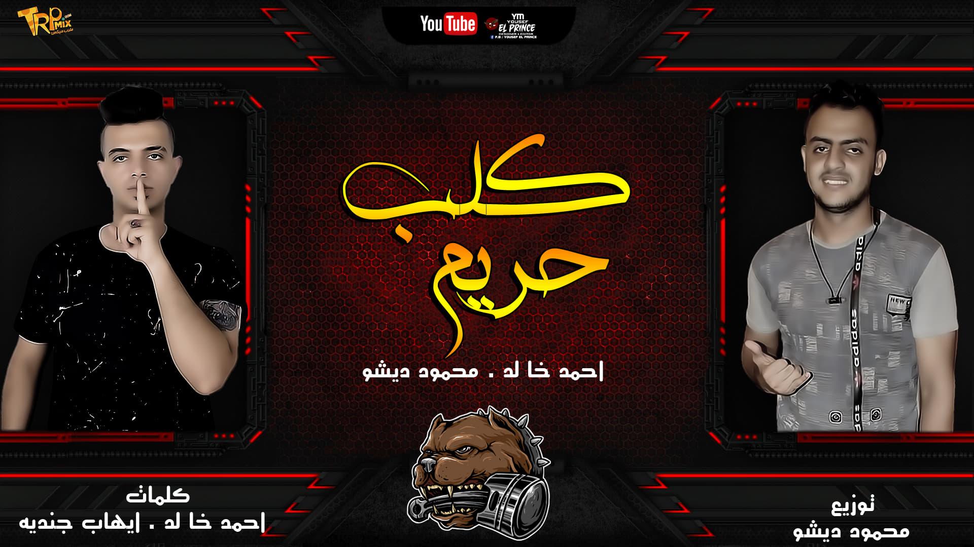 مهرجان كلب حريم غناء محمود ديشو - احمد خالد - توزيع محمود ديشو 2020