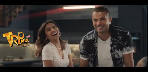 عمرو دياب – اعلان فودافون رمضان 2019
